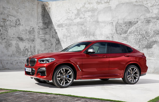 Noua generație BMW X4: design modificat, interior restilizat și versiune M40d cu 326 de cai putere - Poza 22