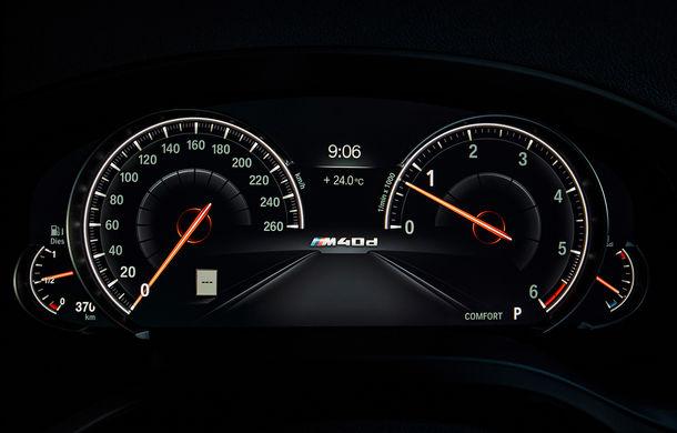 Noua generație BMW X4: design modificat, interior restilizat și versiune M40d cu 326 de cai putere - Poza 48