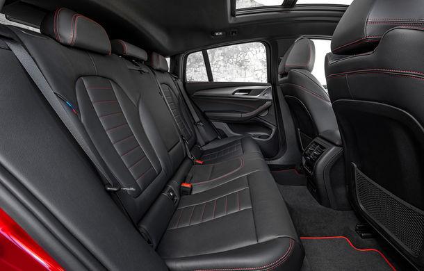 Noua generație BMW X4: design modificat, interior restilizat și versiune M40d cu 326 de cai putere - Poza 47