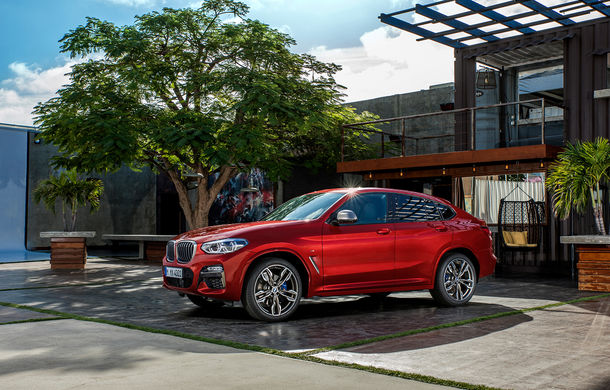 Noua generație BMW X4: design modificat, interior restilizat și versiune M40d cu 326 de cai putere - Poza 29