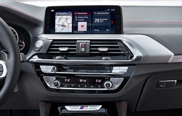 Noua generație BMW X4: design modificat, interior restilizat și versiune M40d cu 326 de cai putere - Poza 45