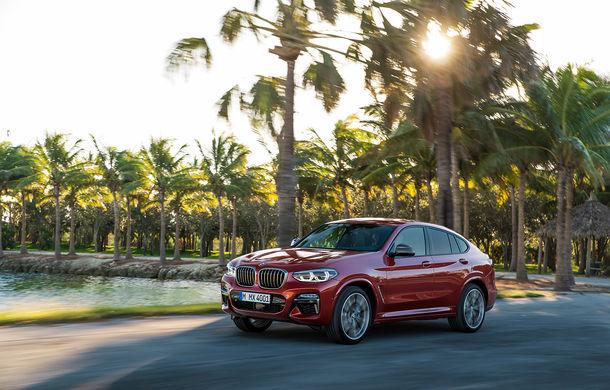 Noua generație BMW X4: design modificat, interior restilizat și versiune M40d cu 326 de cai putere - Poza 14