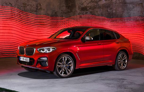 Noua generație BMW X4: design modificat, interior restilizat și versiune M40d cu 326 de cai putere - Poza 33