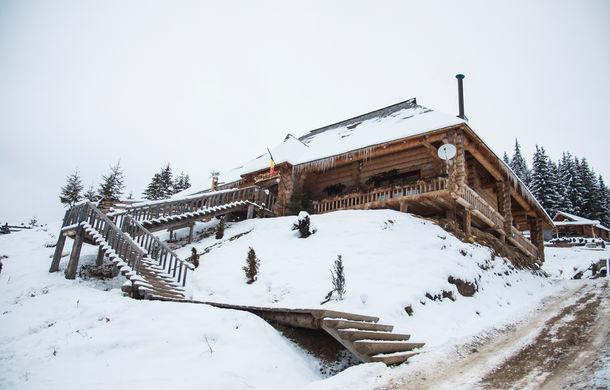 Cu noul Duster în creierii munților: blestemul navigației, pierduți prin zăpadă și căldura de la Casa Răzeșilor - Poza 26