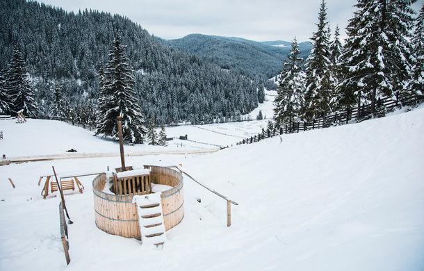 Cu noul Duster în creierii munților: blestemul navigației, pierduți prin zăpadă și căldura de la Casa Răzeșilor - Poza 23