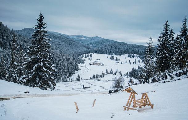 Cu noul Duster în creierii munților: blestemul navigației, pierduți prin zăpadă și căldura de la Casa Răzeșilor - Poza 21