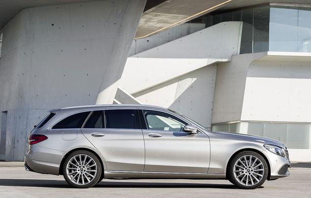 Găsiți diferențele: actualizare subtilă estetică și tehnologică pentru Mercedes-Benz Clasa C - Poza 20