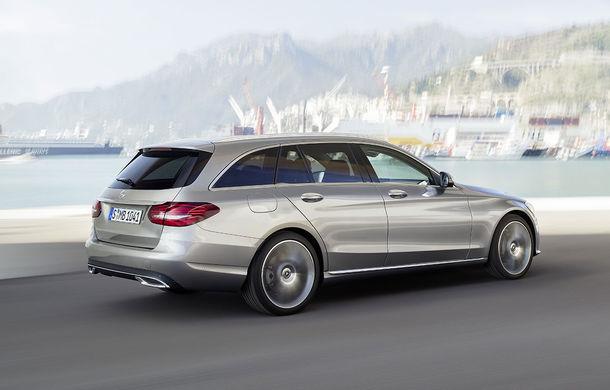 Găsiți diferențele: actualizare subtilă estetică și tehnologică pentru Mercedes-Benz Clasa C - Poza 10
