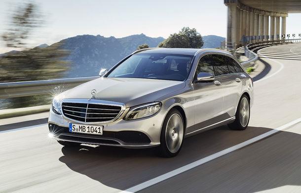 Găsiți diferențele: actualizare subtilă estetică și tehnologică pentru Mercedes-Benz Clasa C - Poza 12