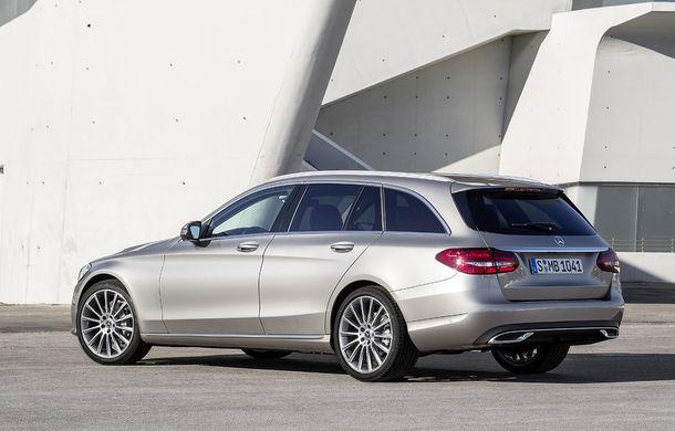 Găsiți diferențele: actualizare subtilă estetică și tehnologică pentru Mercedes-Benz Clasa C - Poza 19
