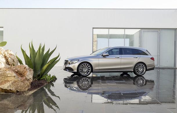 Găsiți diferențele: actualizare subtilă estetică și tehnologică pentru Mercedes-Benz Clasa C - Poza 15
