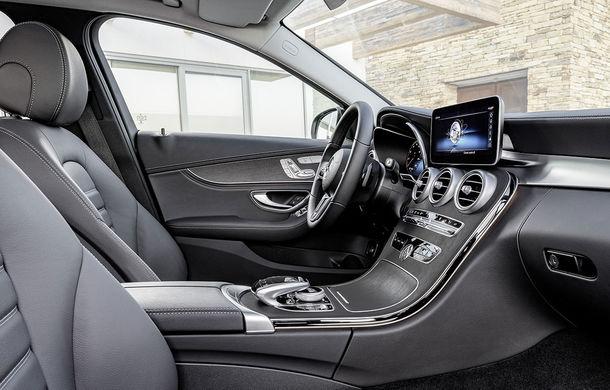 Găsiți diferențele: actualizare subtilă estetică și tehnologică pentru Mercedes-Benz Clasa C - Poza 6