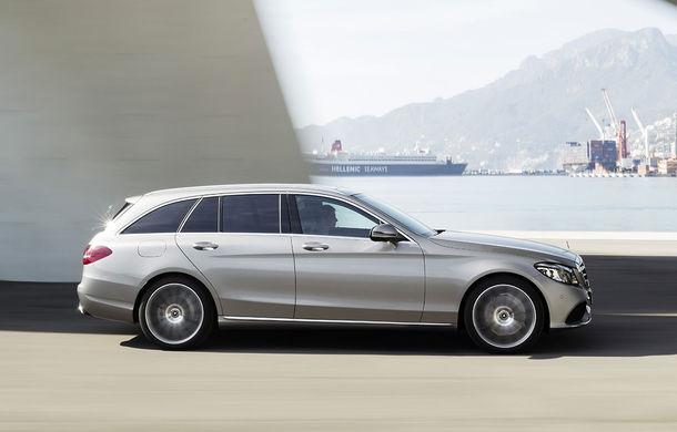 Găsiți diferențele: actualizare subtilă estetică și tehnologică pentru Mercedes-Benz Clasa C - Poza 9
