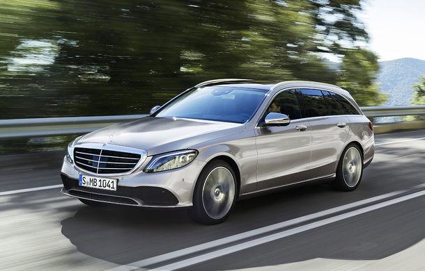 Găsiți diferențele: actualizare subtilă estetică și tehnologică pentru Mercedes-Benz Clasa C - Poza 8