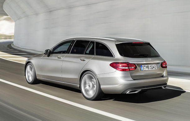 Găsiți diferențele: actualizare subtilă estetică și tehnologică pentru Mercedes-Benz Clasa C - Poza 13