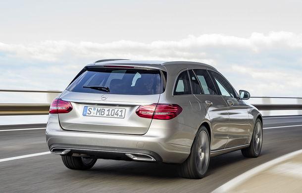 Găsiți diferențele: actualizare subtilă estetică și tehnologică pentru Mercedes-Benz Clasa C - Poza 14