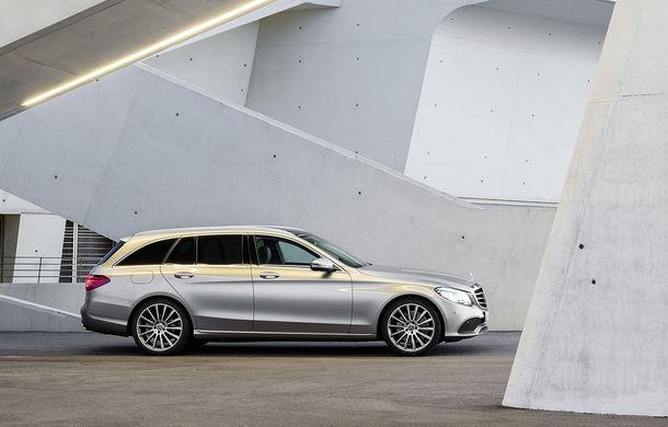 Găsiți diferențele: actualizare subtilă estetică și tehnologică pentru Mercedes-Benz Clasa C - Poza 17