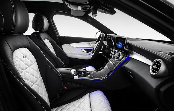 Găsiți diferențele: actualizare subtilă estetică și tehnologică pentru Mercedes-Benz Clasa C - Poza 4