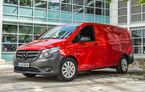"""Oficialii Mercedes, ținta unei posibile investigații în Germania: autoritățile suspectează folosirea unui dispozitiv de """"păcălire"""" a emisiilor pe 1.000 de unități Mercedes Vito"""