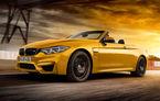 BMW M4 Cabrio Edition 30 Yahre: 300 de unități care sărbătoresc 3 decenii de M în aer liber