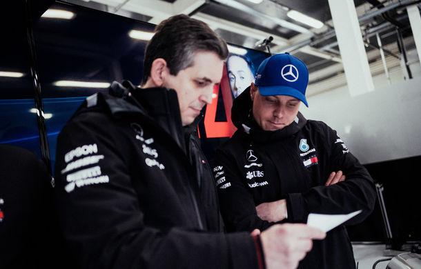 Mercedes a prezentat noul monopost pentru sezonul 2018: Hamilton, convins că va semna noul contract în martie - Poza 5