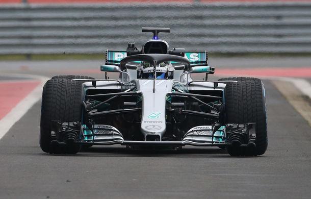 Mercedes a prezentat noul monopost pentru sezonul 2018: Hamilton, convins că va semna noul contract în martie - Poza 1