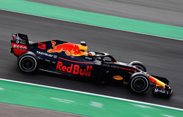 Debut cu dreptul pentru Red Bull: Ricciardo, cel mai rapid în prima zi de teste de la Barcelona - Poza 1