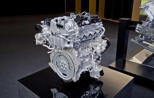 Am condus prototipul viitorului Mazda 3: povestea Skyactiv-X, motorul pe benzină cu consum de diesel - Poza 29