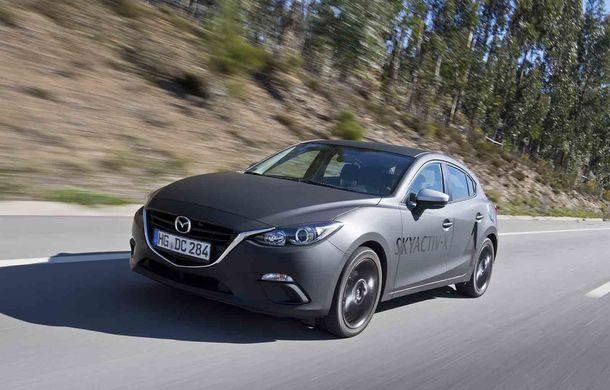 Am condus prototipul viitorului Mazda 3: povestea Skyactiv-X, motorul pe benzină cu consum de diesel - Poza 10