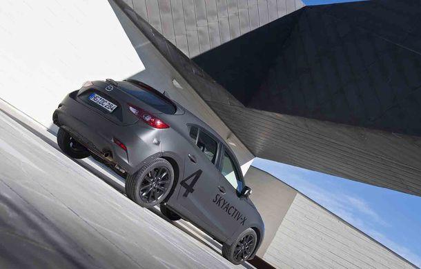 Am condus prototipul viitorului Mazda 3: povestea Skyactiv-X, motorul pe benzină cu consum de diesel - Poza 24
