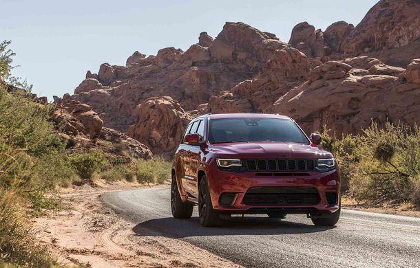 Jeep în cadrul Salonului Auto de la Geneva: americanii aduc în Europa noile Wrangler, Cherokee facelift și versiunile Grand Cherokee S și Trackhawk - Poza 3