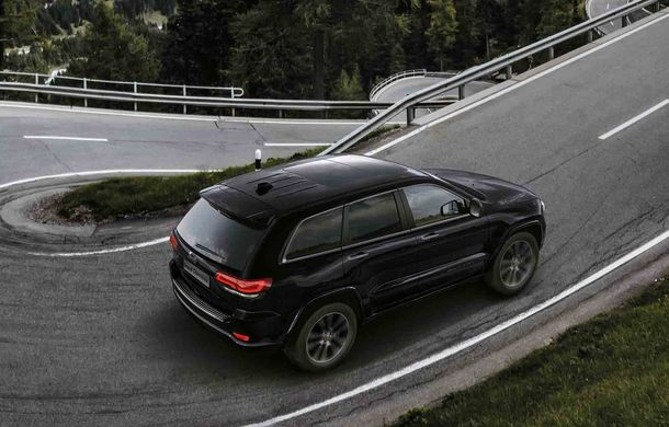 Jeep în cadrul Salonului Auto de la Geneva: americanii aduc în Europa noile Wrangler, Cherokee facelift și versiunile Grand Cherokee S și Trackhawk - Poza 5