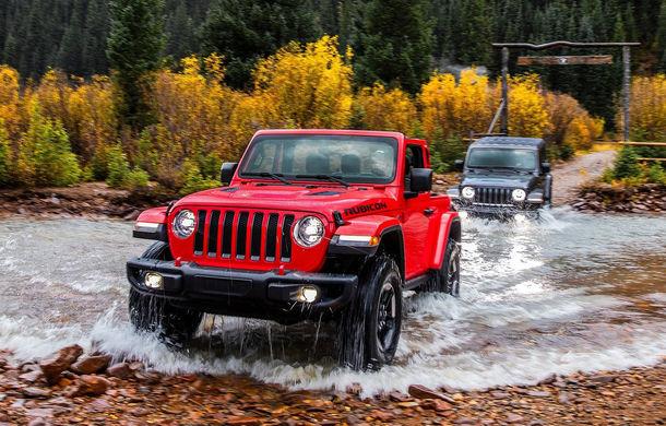 Jeep în cadrul Salonului Auto de la Geneva: americanii aduc în Europa noile Wrangler, Cherokee facelift și versiunile Grand Cherokee S și Trackhawk - Poza 1