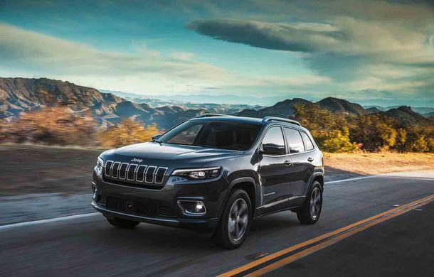 Jeep în cadrul Salonului Auto de la Geneva: americanii aduc în Europa noile Wrangler, Cherokee facelift și versiunile Grand Cherokee S și Trackhawk - Poza 9