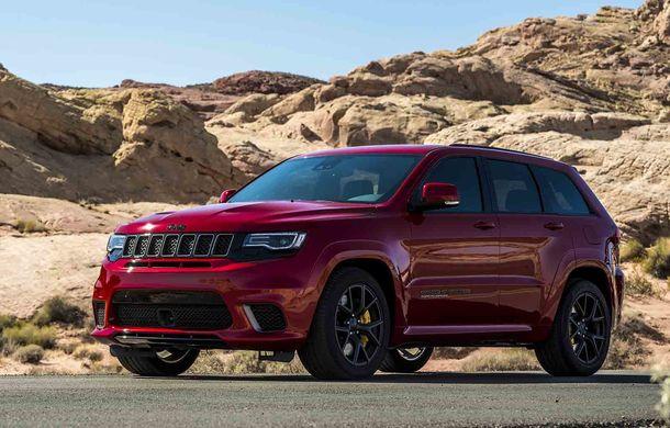 Jeep în cadrul Salonului Auto de la Geneva: americanii aduc în Europa noile Wrangler, Cherokee facelift și versiunile Grand Cherokee S și Trackhawk - Poza 6