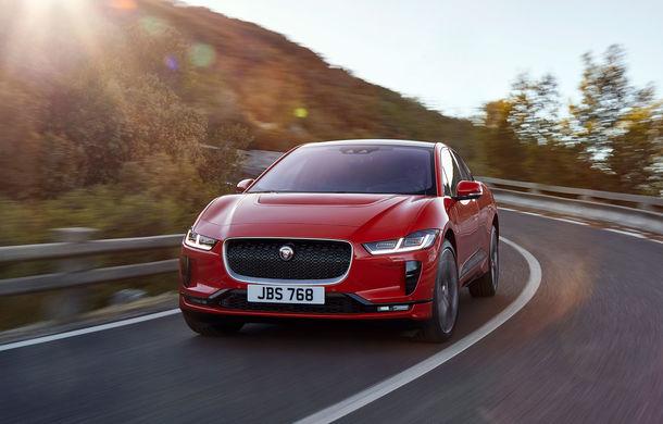Jaguar a lansat SUV-ul electric I-Pace: rivalul lui Tesla Model X are 400 CP și o autonomie de 480 de kilometri - Poza 1