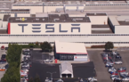 """Mașini """"curate"""", producție """"murdară"""": fabrica Tesla din Fremont, California, a fost amendată pentru emisii ilegale de oxizi de azot"""