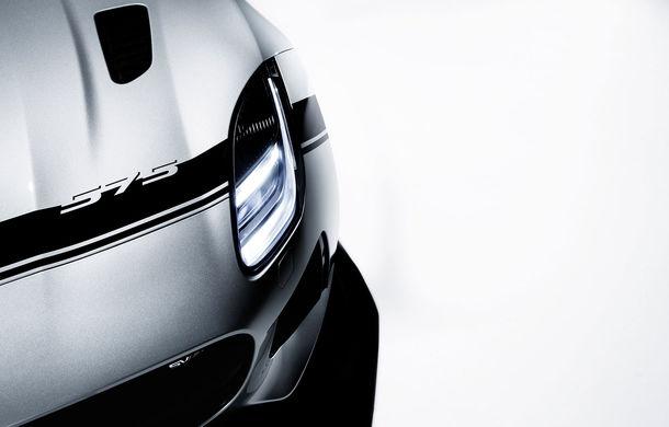 Jaguar F-Type SVR primește un pachet exterior din partea diziviei SVO: kit-ul este gratuit și poate fi comandat în șase teme diferite - Poza 6