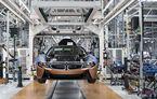 BMW i8 Roadster și i8 facelift au intrat în producție: modelele constructorului german sunt asamblate la uzina din Leipzig
