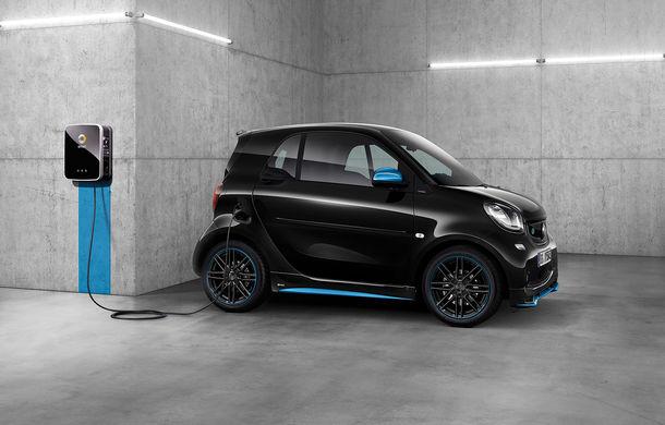 Modelele electrice din gama Smart intră în marea familie a sub-brandului EQ: au fost lansate edițiile speciale EQ Fortwo și EQ Forfour NightSky - Poza 7