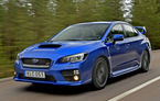 Subaru se gândește să renunțe la cutiile de viteze manuale: japonezii spun că transmisiile automate favorizează sistemele de siguranță