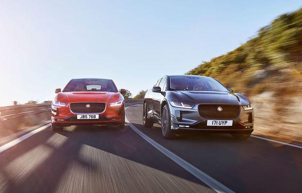 Divizia SVO va pregăti versiuni speciale și pentru modelele electrice Jaguar Land Rover: britanicii nu se vor axa doar pe îmbunătățirea performanțelor - Poza 1