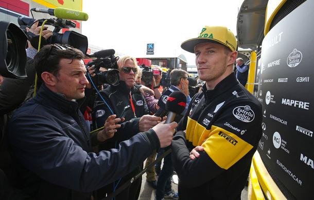 Renault în Formula 1 în 2018: cum se pregătesc francezii pentru noul sezon - Poza 7