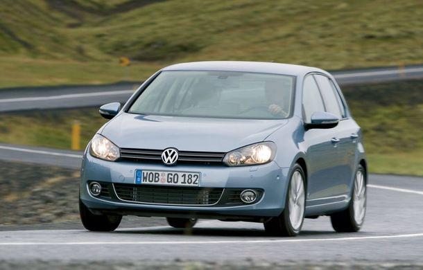 Studiu: Un Volkswagen Golf din 2010 consumă mai mult și are emisii mai mari după ce a fost în service din cauza Dieselgate - Poza 1