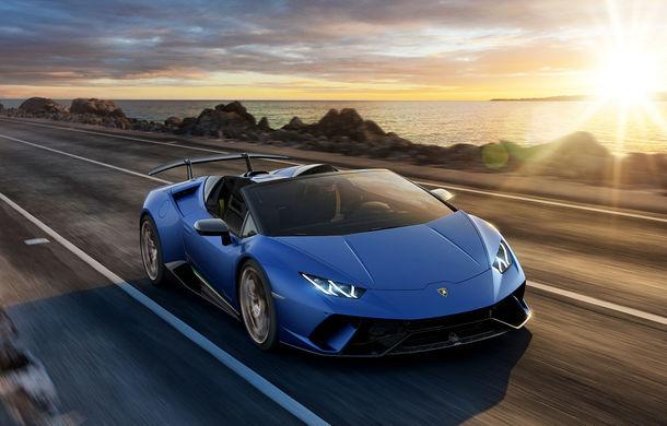 """Lamborghini exclude o versiune cu tracțiune spate pentru Aventador: """"Ar fi dificil de condus la viteze mari"""" - Poza 1"""