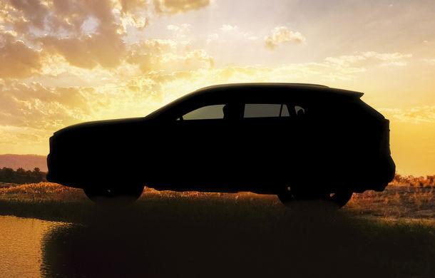 Primul teaser pentru noua generație Toyota RAV4: SUV-ul japonez se lansează în 28 martie - Poza 1