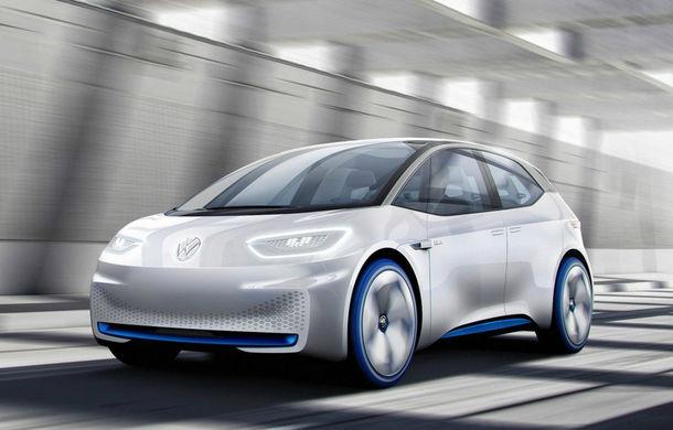Grupul Volkswagen va lansa lunar câte un model electric începând din 2019: gama de electrice va ajunge la 80 de modele în 2025 - Poza 1
