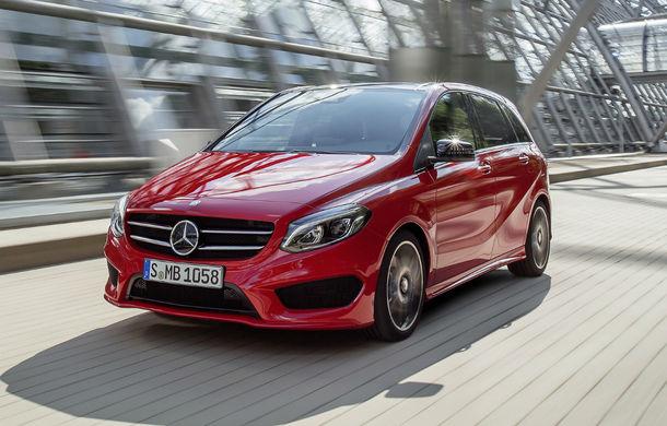 Noi planuri pentru Mercedes: germanii vor lansa un înlocuitor pentru Clasa B și modele compacte cu 7 locuri - Poza 1