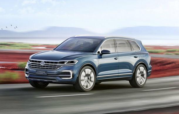 SIAB revine în 2018 după 11 ani absență. Multe mărci lipsesc, dar avem o premieră majoră: noul Volkswagen Touareg - Poza 3