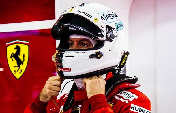 Vettel minimalizează performanțele Mercedes și Red Bull din teste: germanul crede că simulările de cursă ale rivalilor nu sunt relevante - Poza 1